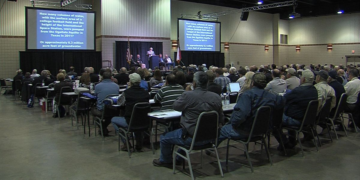 Future of panhandle water discussed at Water Conservation Symposium