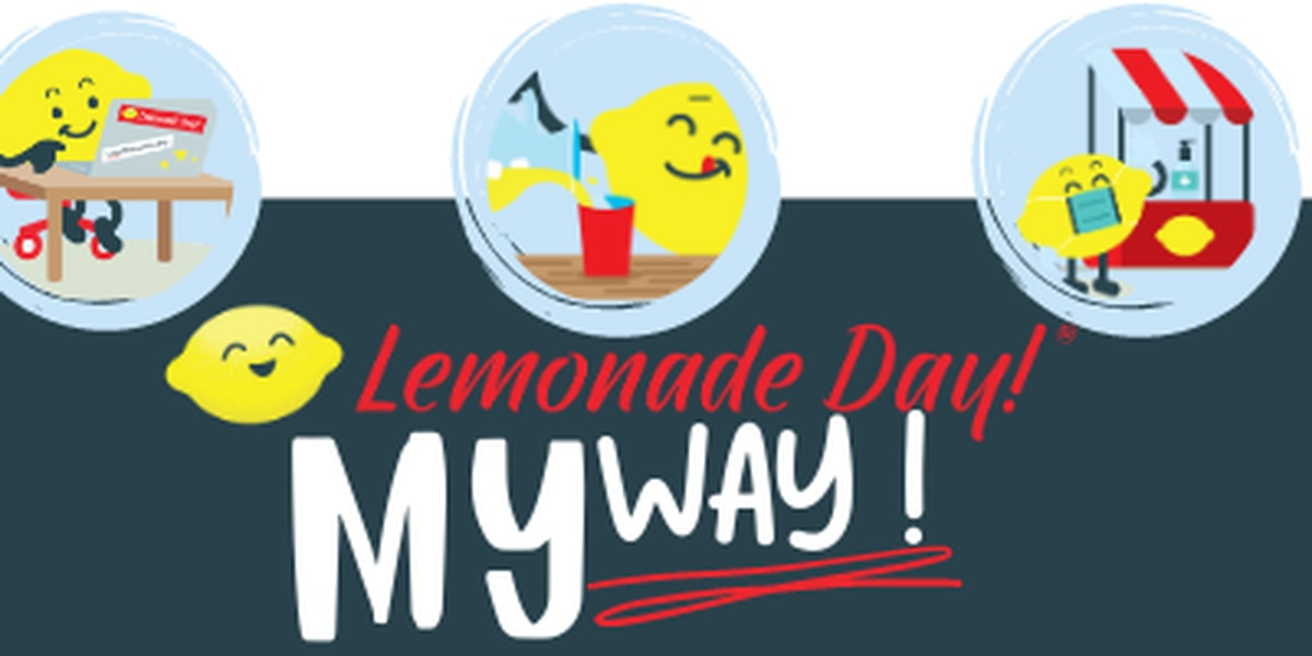 Kids to participate in Lemonade Day, learn about business Saturday