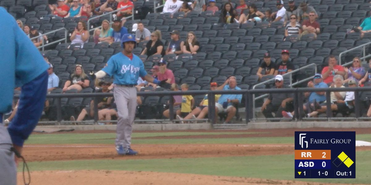 Amarillo Sod Dogs make HODGETOWN debut