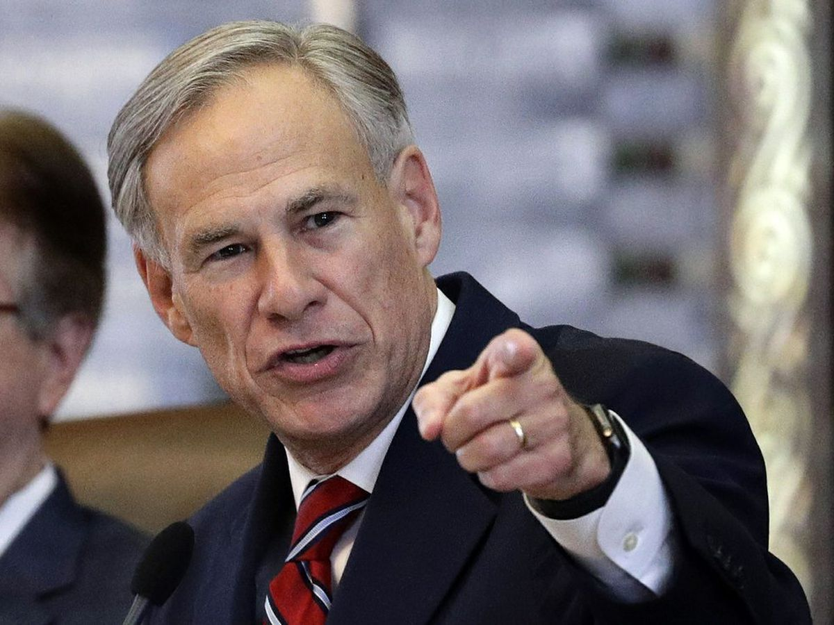 VIDEO: Gov. Abbott news conference on Tropical Storm Cristobal and COVID-19 response in Texas