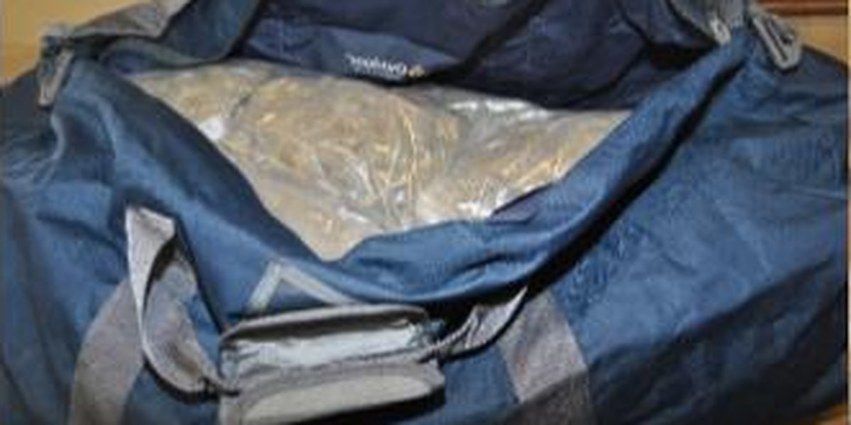 Drug bust nabs New Mexico man on I-40 West