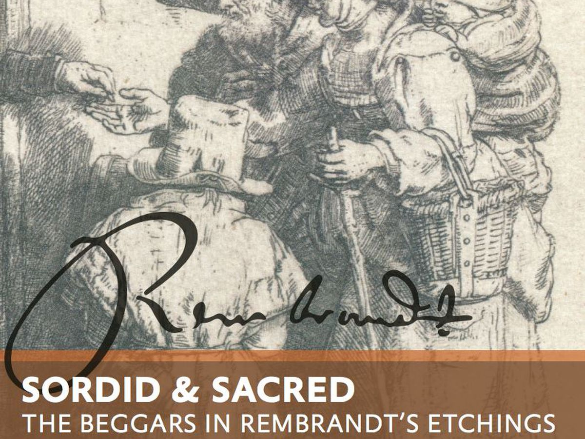 Rare work by Rembrandt to be displayed in Canadian