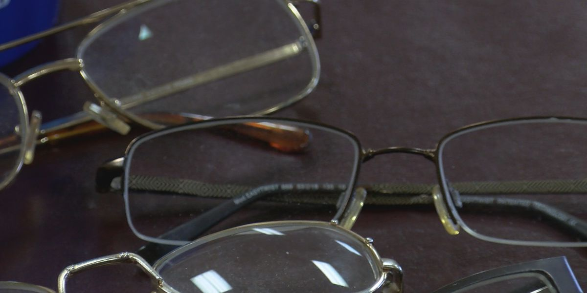 Amarillo Downtown Lions Club is down in overall glasses donations this year