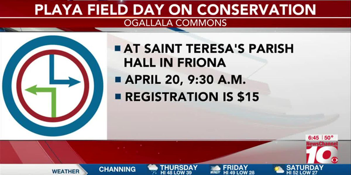 VIDEO: Ogallala Commons taking reservations for Playa Field Day on conservation