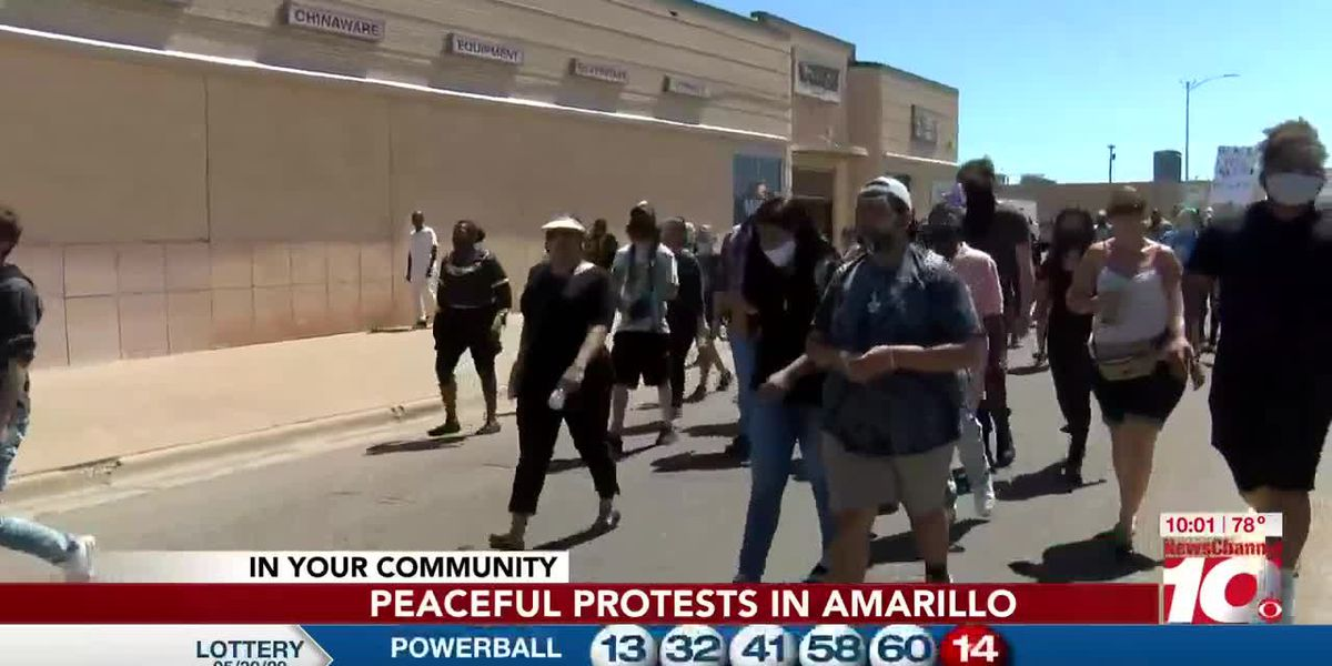 PROTESTS IN AMARILLO