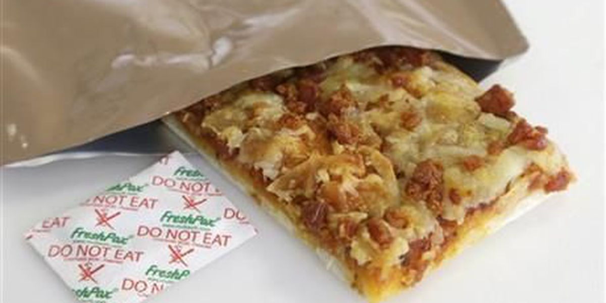 Military nears holy grail: Pizza that lasts years