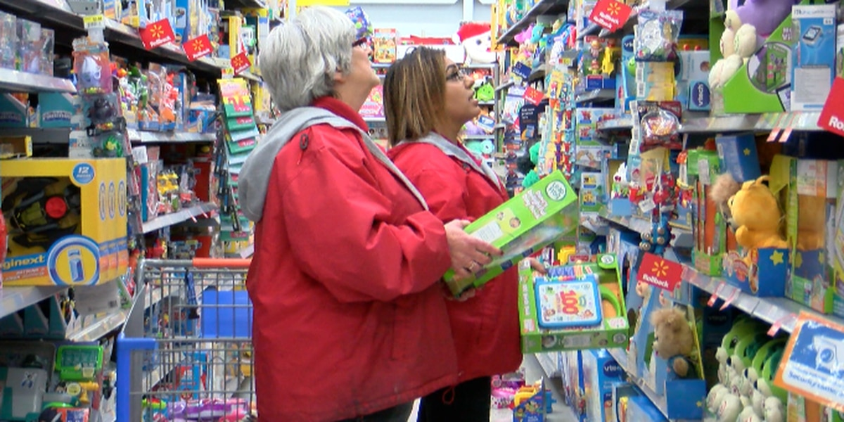 Toot'n Totum and Salvation Army partnering for Angel Tree program