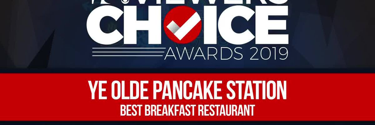 VIEWERS CHOICE AWARDS: Ye Olde Pancake Station wins Best Breakfast Restaurant