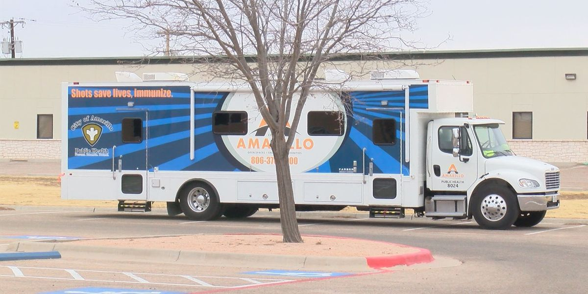 Businesses needed to partner with City of Amarillo for mobile health clinic sites