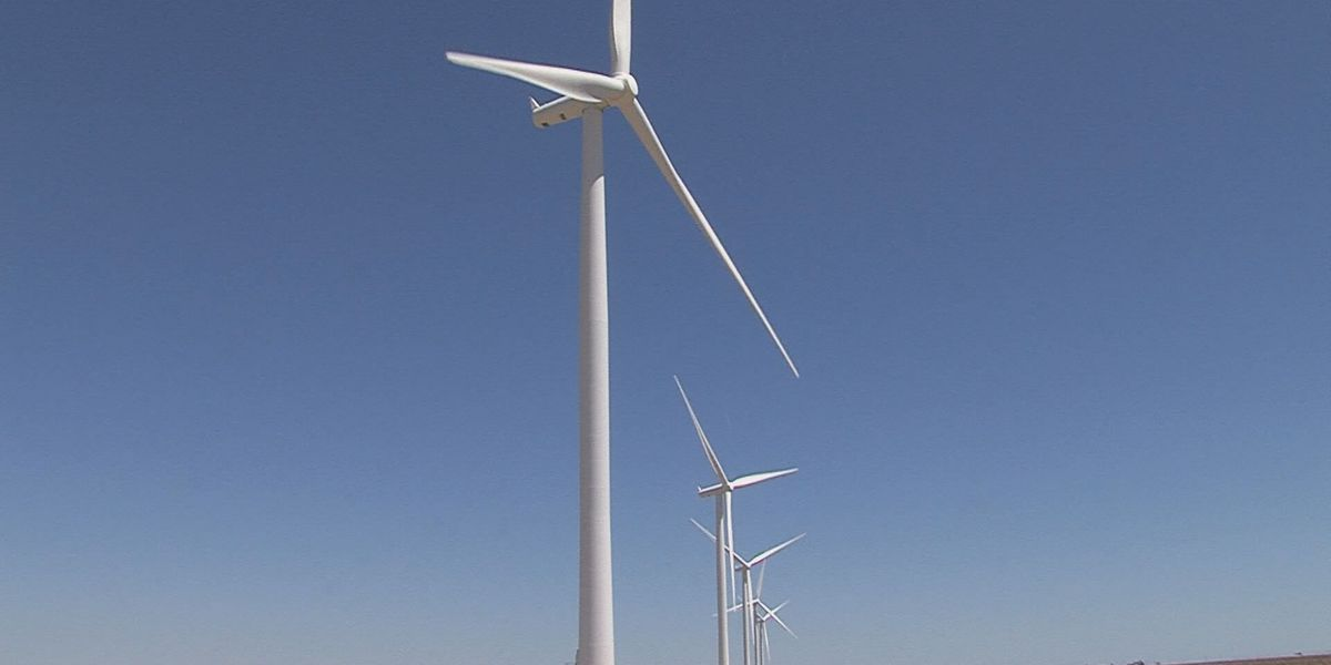 Winds of Change: How the wind industry impacts Texas Panhandle