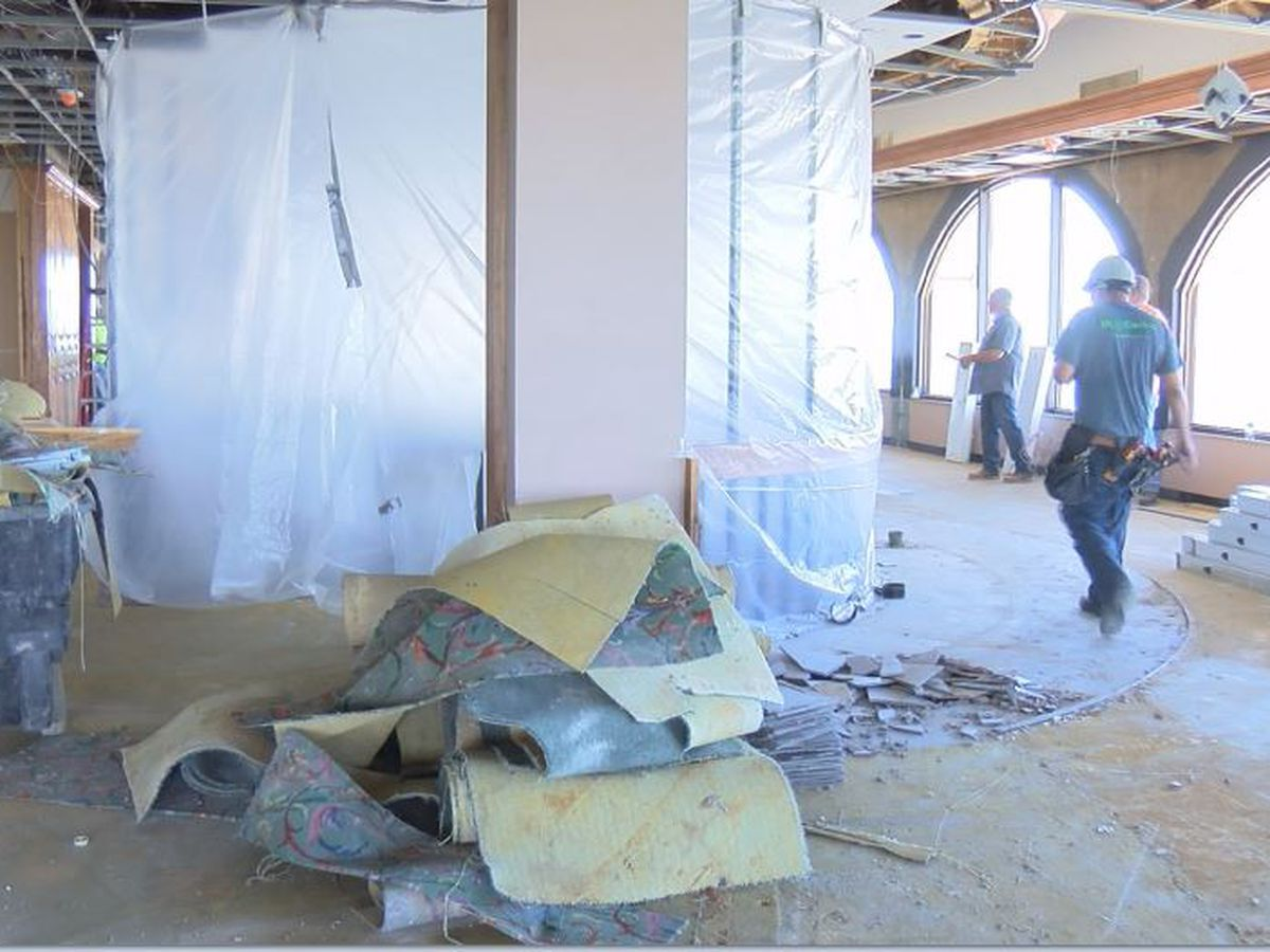 New renovations, restaurants in downtown Amarillo
