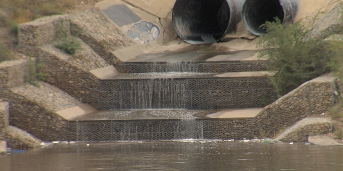 The City of Amarillo is confident with draining water to prevent future flooding