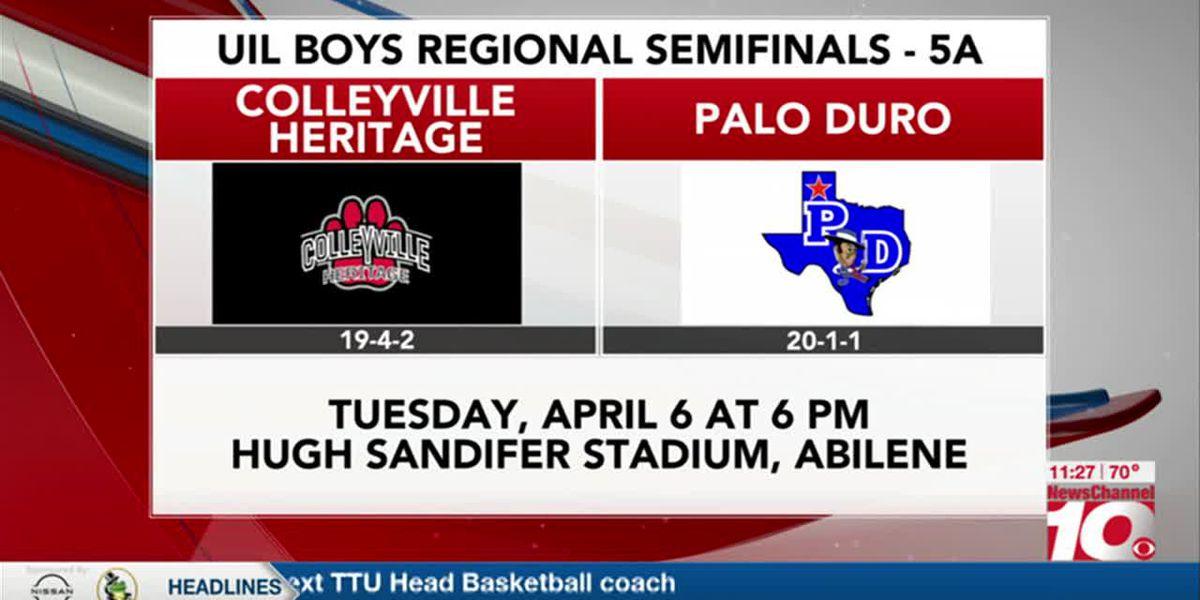 Palo Duro and Lady Sandies Regional Semifinal bound
