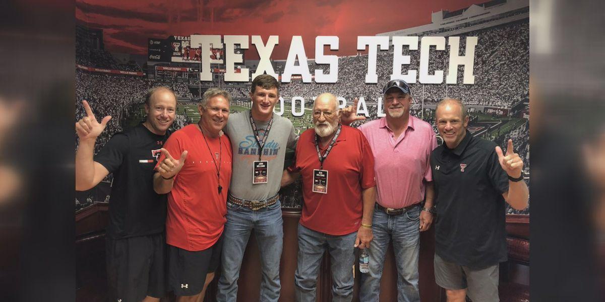 Wellington's John Holcomb commits to Texas Tech