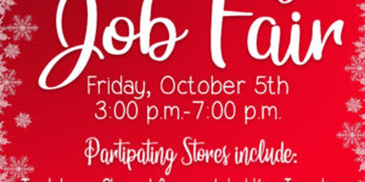 Westgate Mall hosting holiday job fair