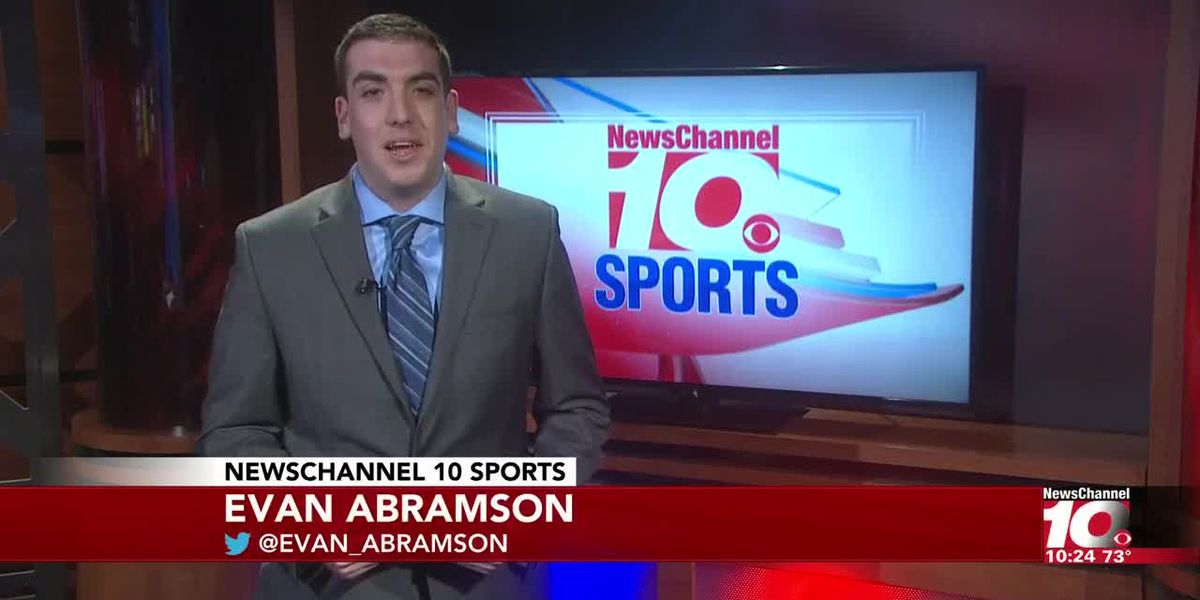 News Channel 10 Sports- July 28th, 2019