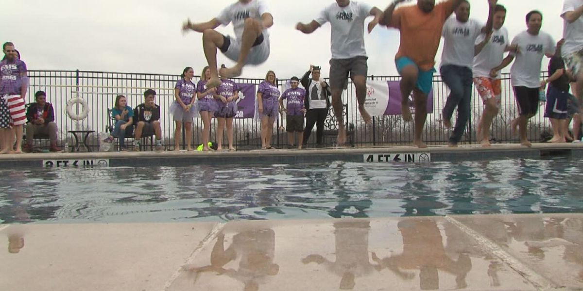 Polar Plunge to benefit Special Olympics Texas