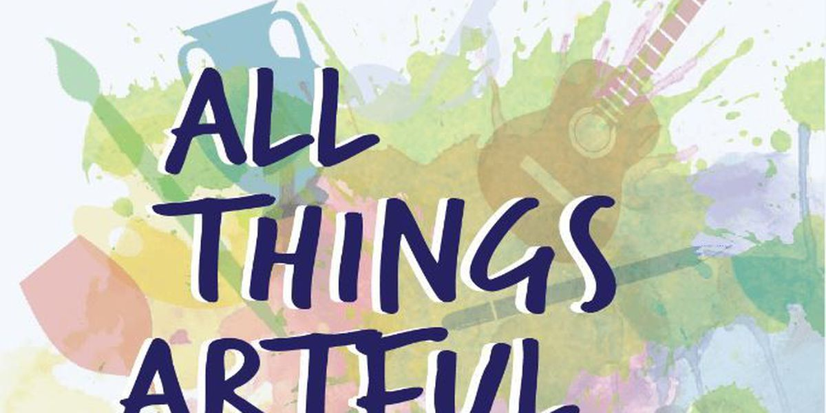 All Things Artful Art Festival next month