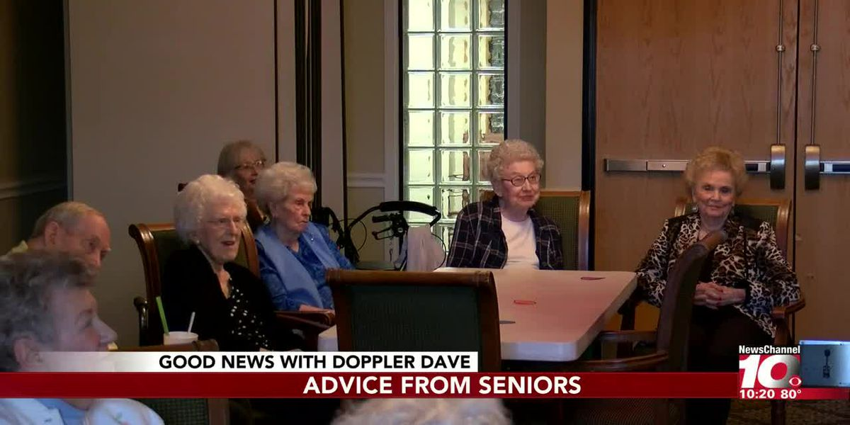 Good News with Doppler Dave: The treasure of advice and wisdom from the older generation