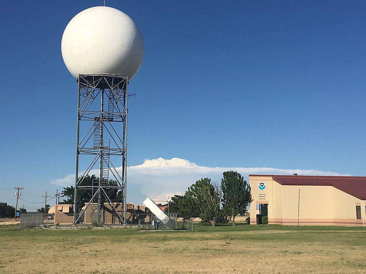 National Weather Service welcomes Amarillo residents in for an open house