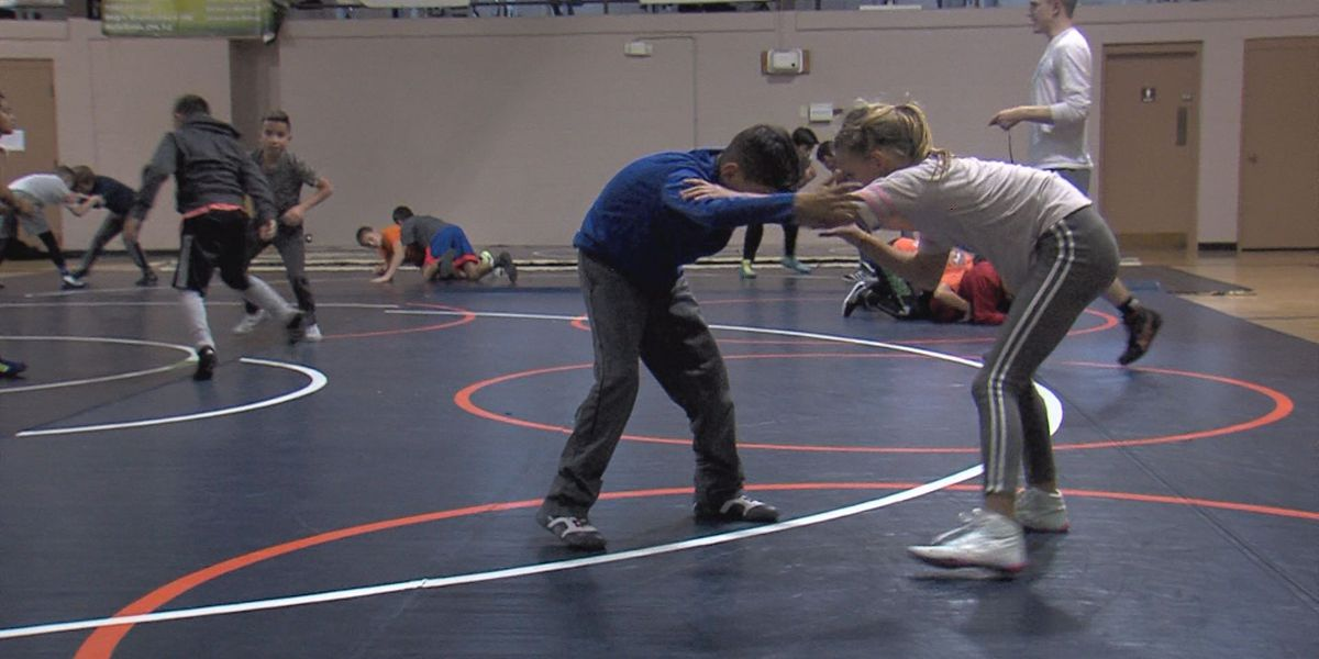 UNITED WAY WEDNESDAY: Wesley Wrestling Club teaching kids skills on and off the mat