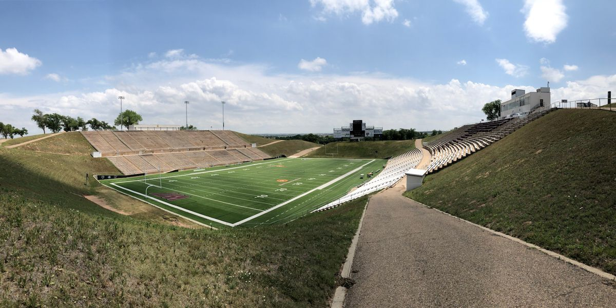 A new era begins at Kimbrough Memorial Stadium