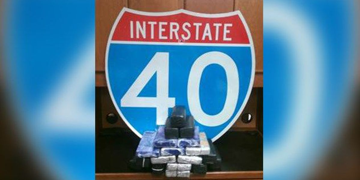 Troopers find heroin during traffic stop near Amarillo