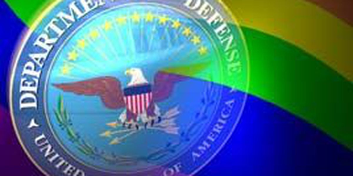 Military schools see first openly gay graduates