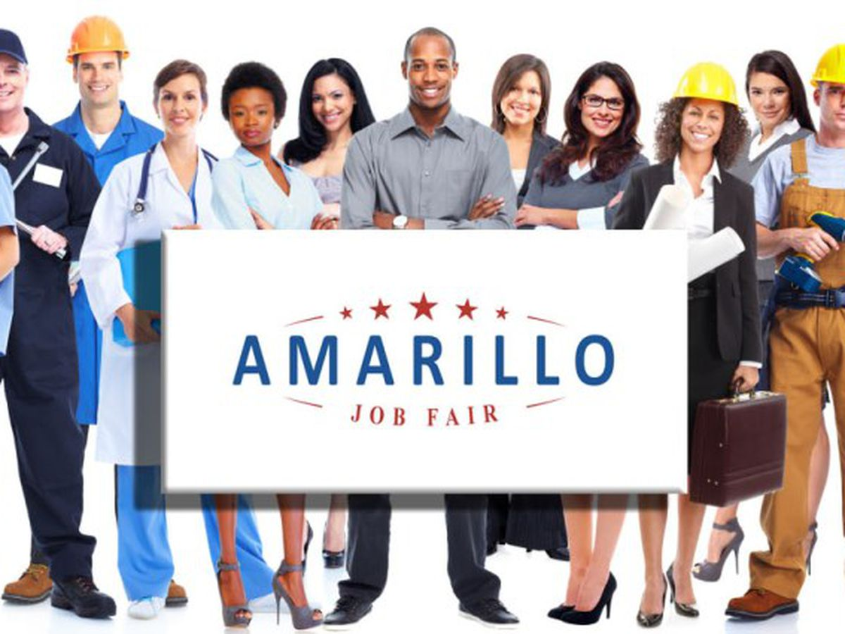 2018 Fall Amarillo Job Fair happening Tuesday