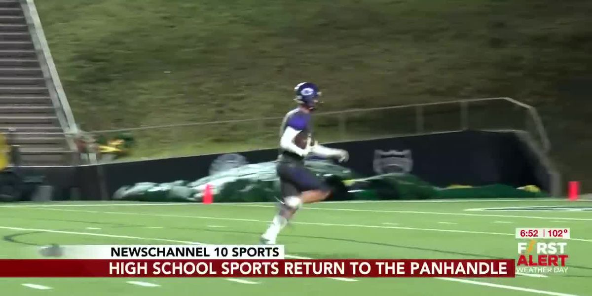 VIDEO: High School Sports return to the Panhandle
