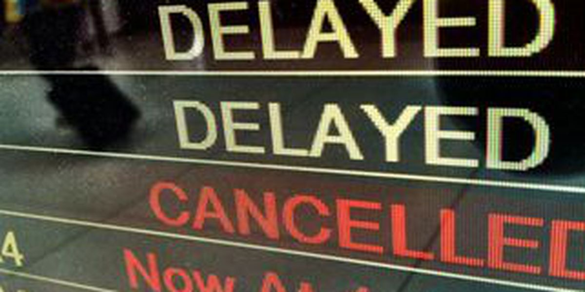 Tips for surviving massive flight cancellations