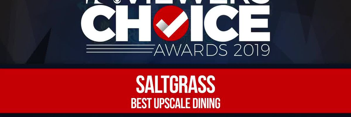 VIEWERS CHOICE AWARDS: Saltgrass Steakhouse wins Best Upscale Dining