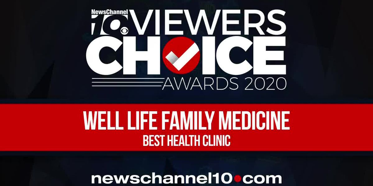 VIEWERS CHOICE AWARDS: WELL LIFE FAMILY MEDICINE WINS BEST HEALTH CLINIC