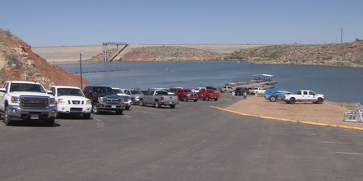 Lake Meredith park rangers conducting traffic checkpoints throughout the weekend