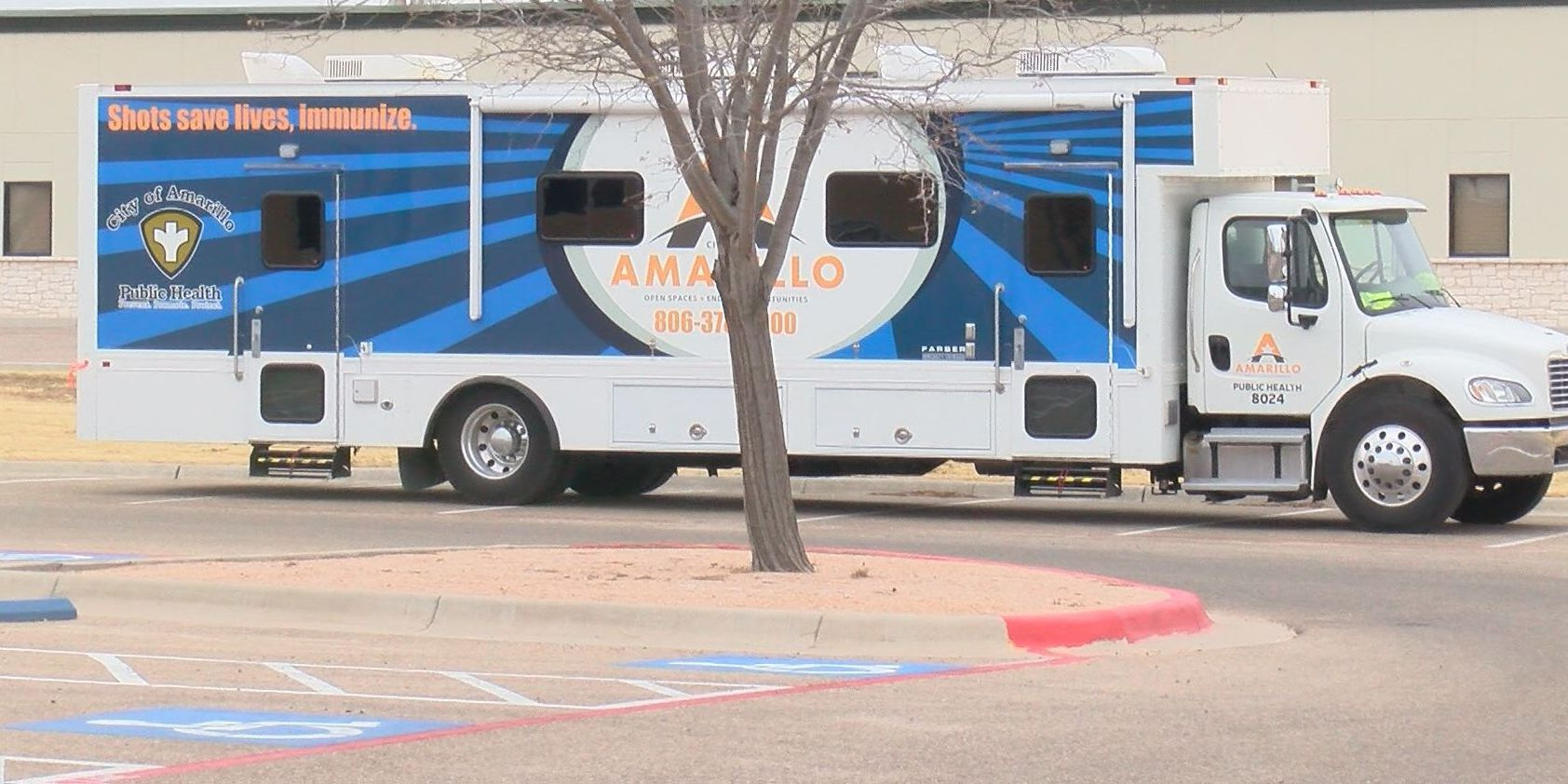City of Amarillo to host mobile health clinic in Canyon