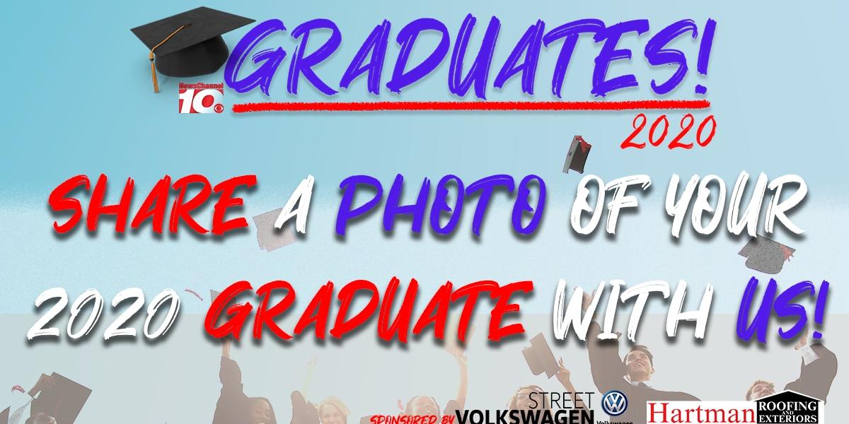 Help us celebrate our 2020 graduates!