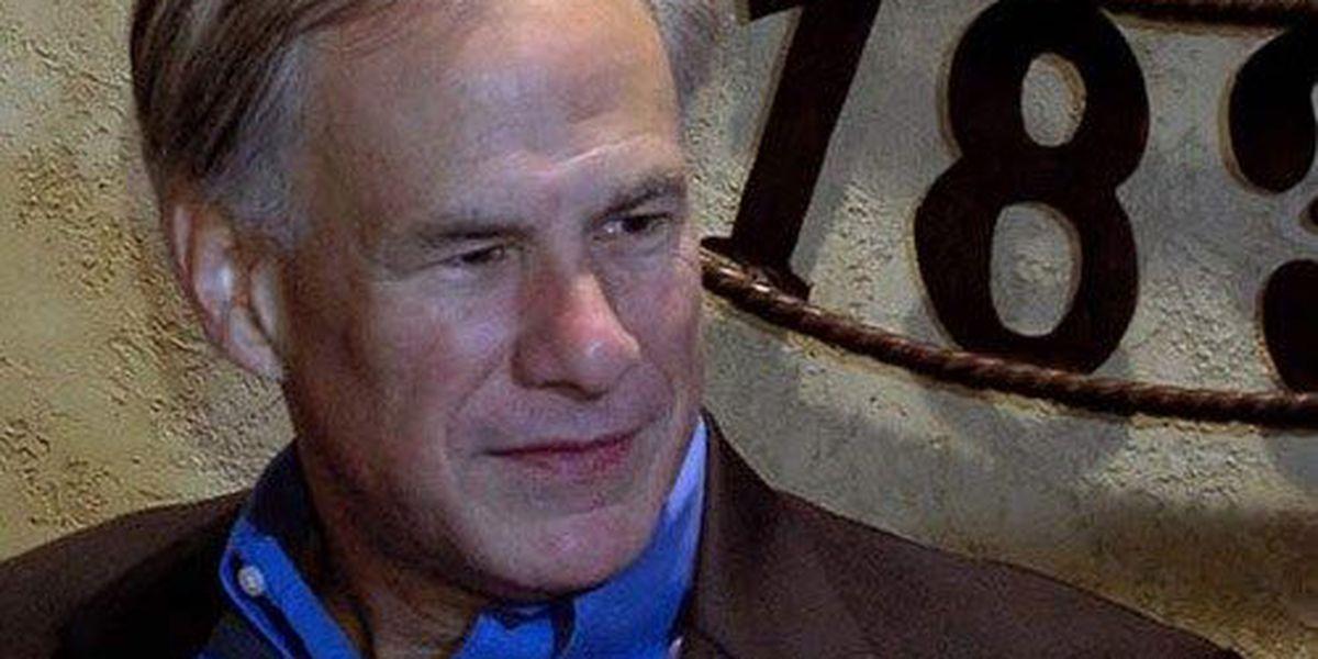 Texas Governor Greg Abbott visits Amarillo