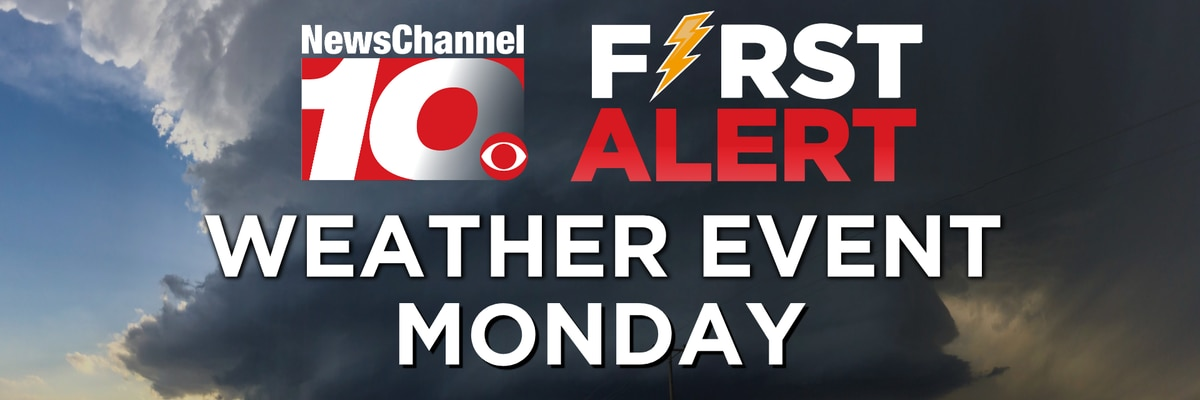 FIRST ALERT: Afternoon storms will be intense