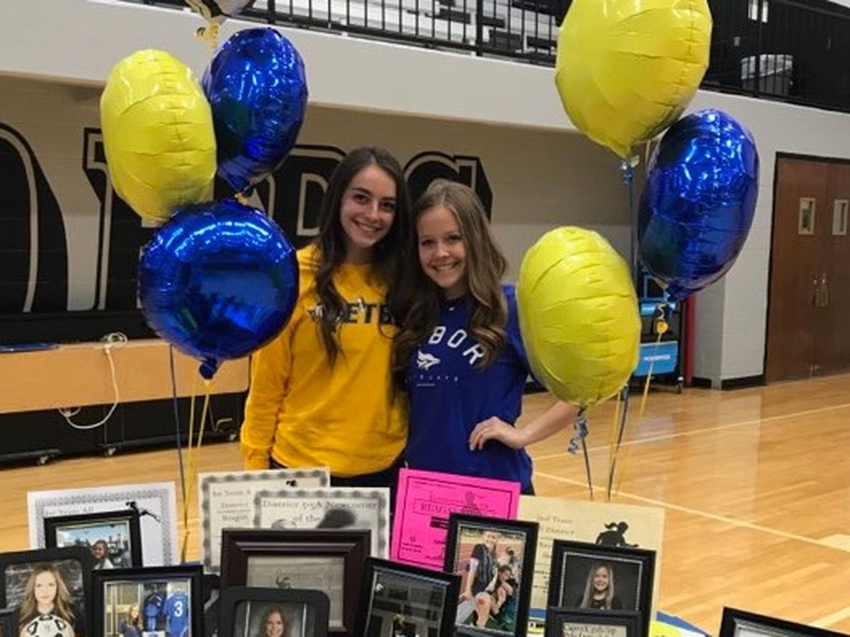 Best friends sign soccer NLIs together at Randall High School