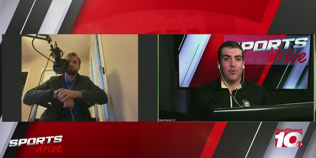 SPORTS DRIVE: Evan Abramson and Sports Reporter, Zack Winiecki on Thumbs up, Thumbs down