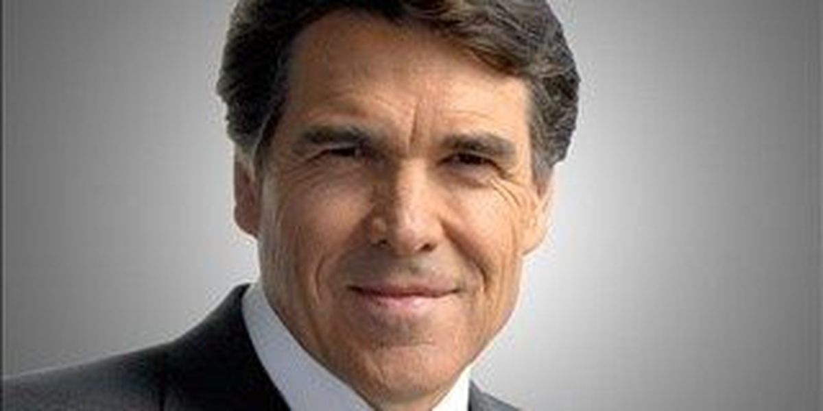 Texas two-step? Perry to appear on 'Dancing with the Stars'