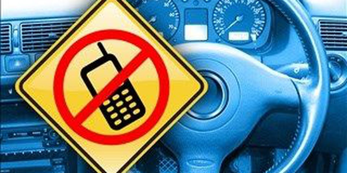 College students see consequences of distracted driving in Clarendon