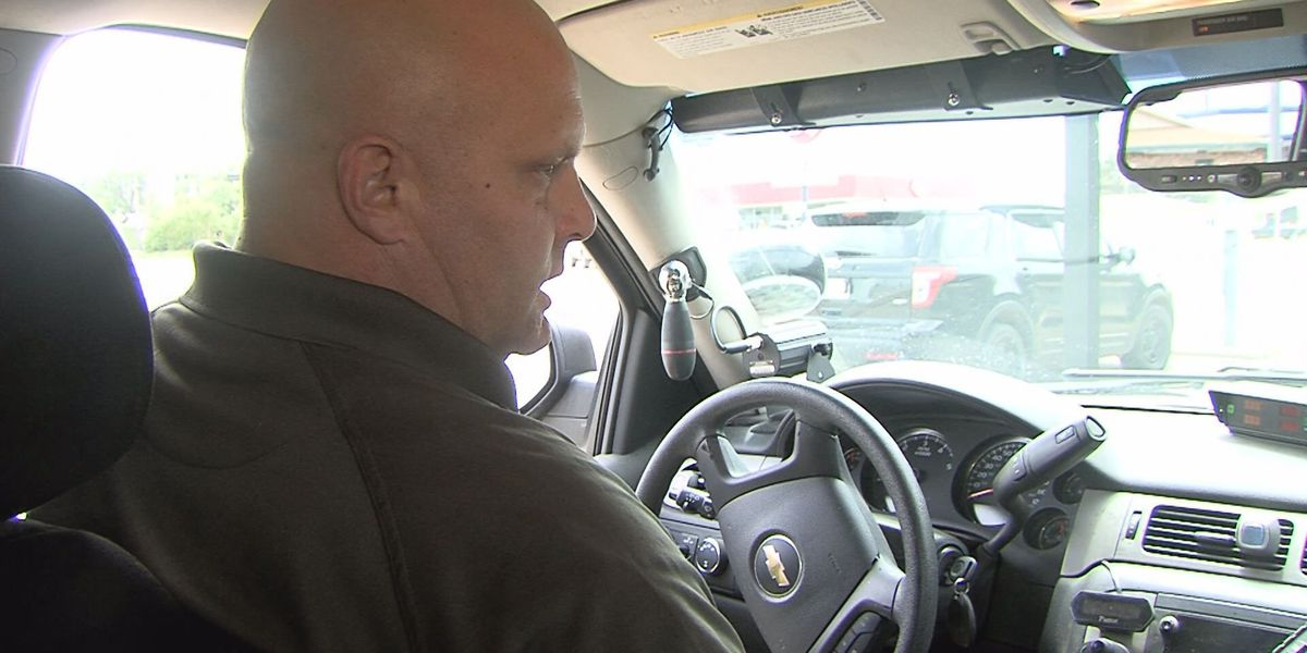 Fritch Police Chief Houston Gass has big plans for department