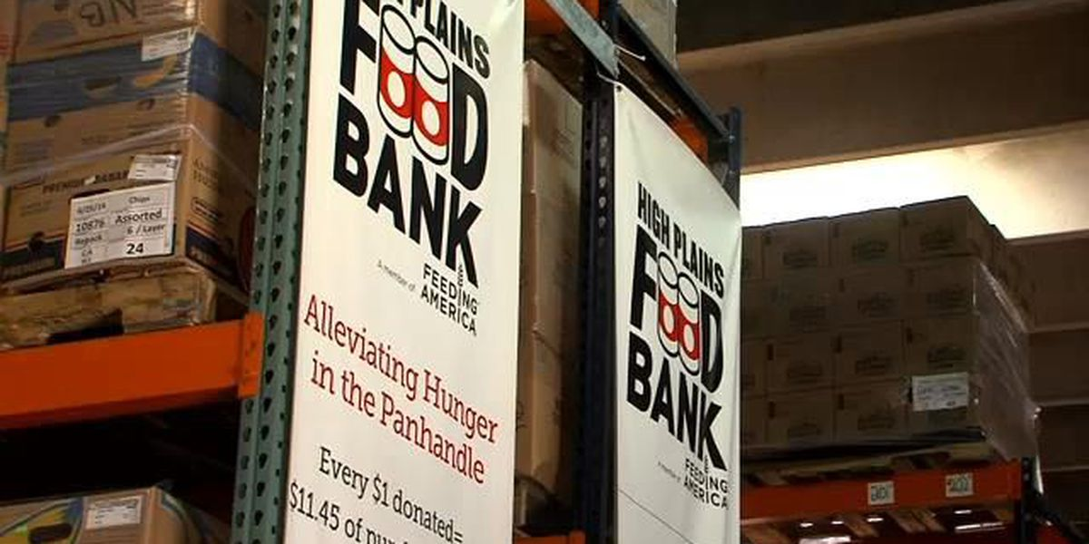 High Plains Food Bank in crucial need of canned goods