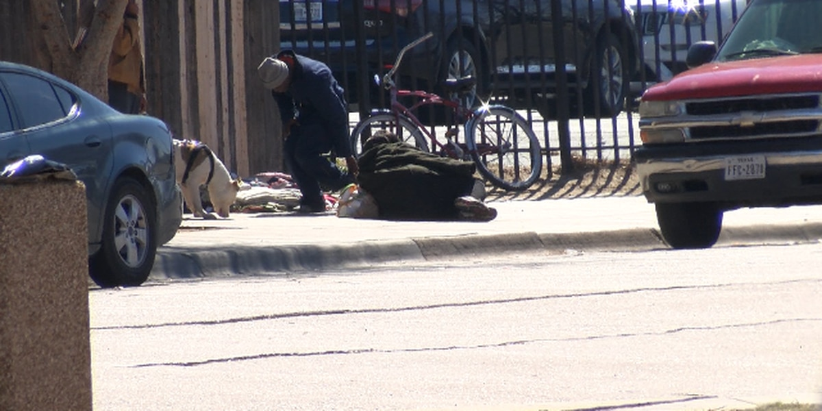 Point in time count sheds light on Amarillo's homeless population