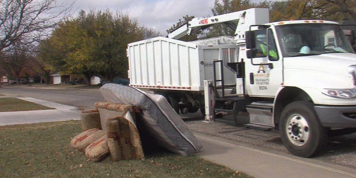 Amarillo kicks off bulk waste campaign