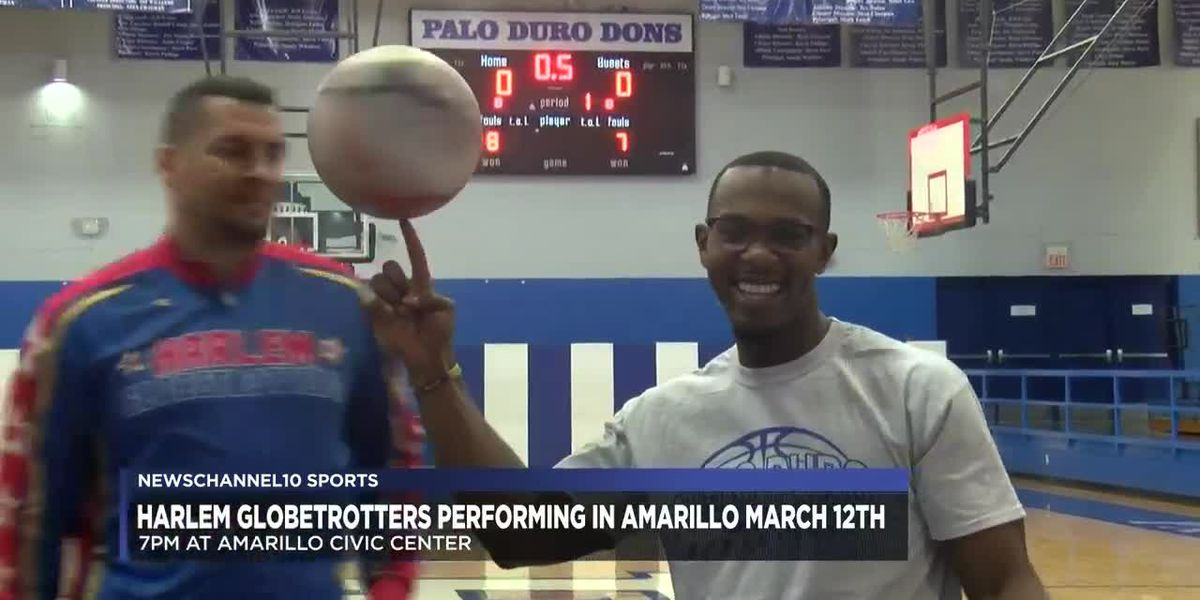 One on One with El Gato of the Harlem Globetrotters