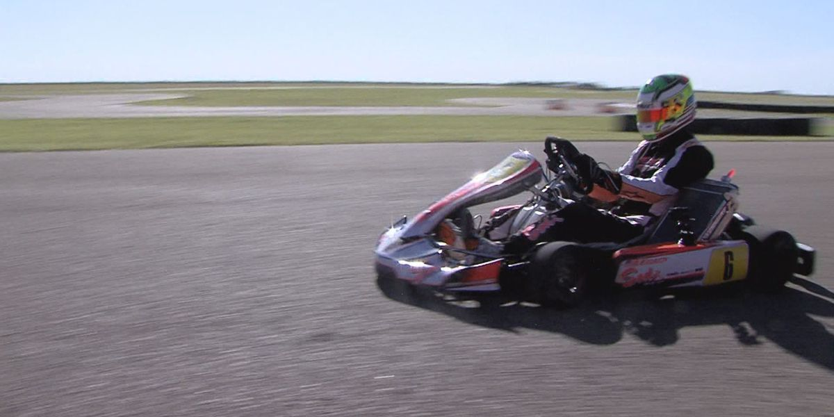 Professional go-kart racing comes to Amarillo this weekend