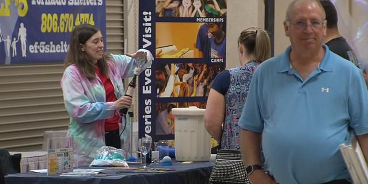 Local weather experts join the National Weather Service Severe Weather Expo
