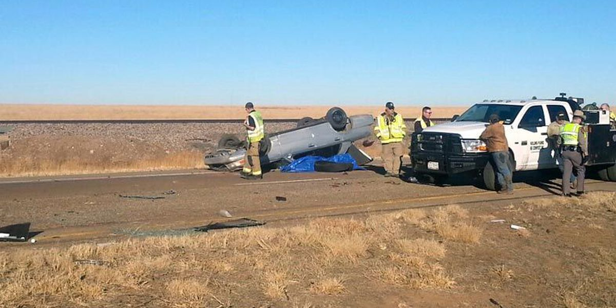 Man dies in highway rollover